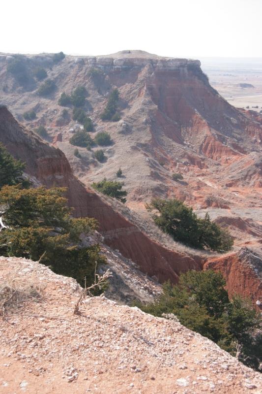 red plateau of zorsehood