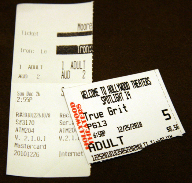 Jeff Bridges movies tickets