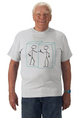 Glass Box People T-Shirt