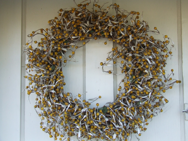 Squirmy Wreath